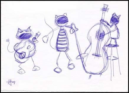 kitty_dream band