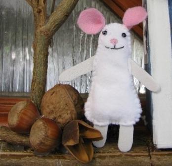 felt mouse