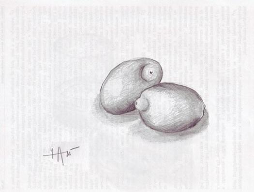 lemons sketch