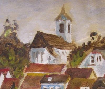 Szendrendre St John church
