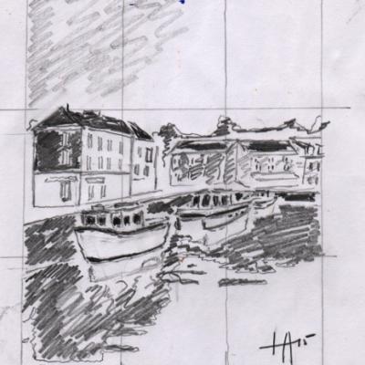 Cornwall Padstow harbor