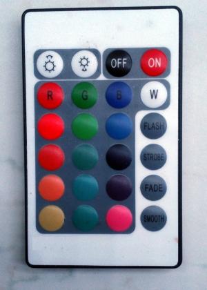 LED remote control