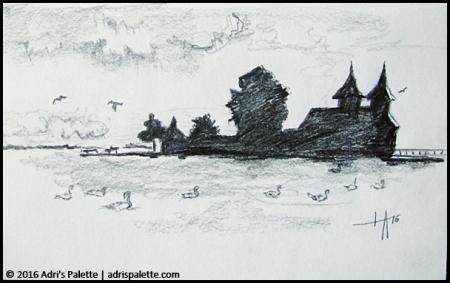 Lake Balaton Keszthely