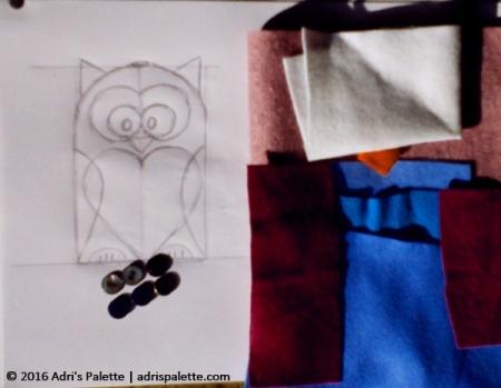 owl keyholder
