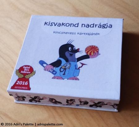cardgame box