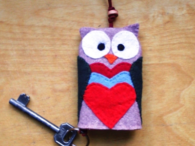 owl keyhikder