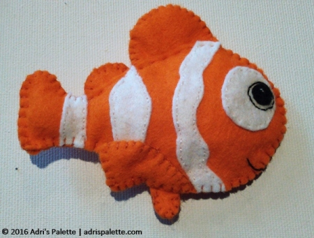 felt-clown-fish