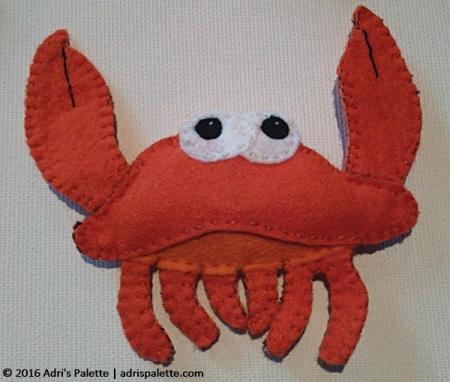 felt-crab