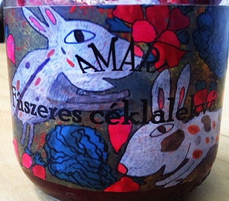 Amari Spicy Beetroot Jam